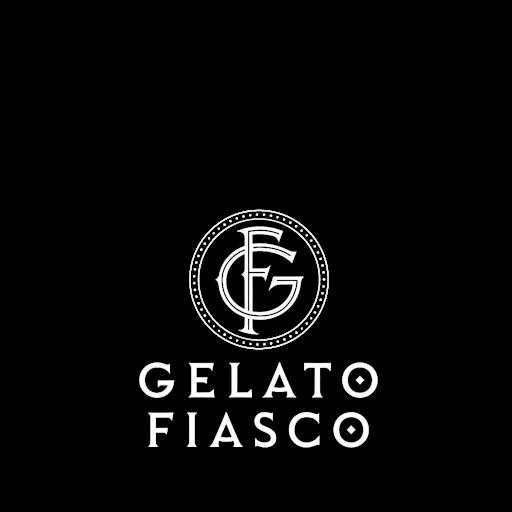 Gelato Fiasco Logo White