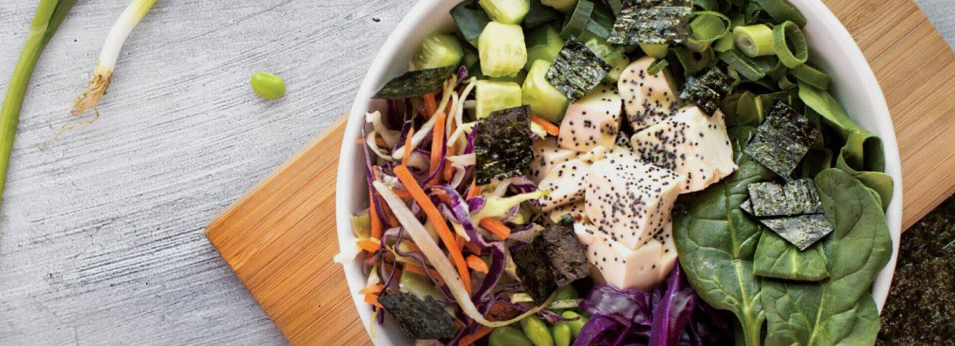THRIVE Healthy Bowl