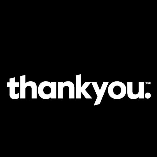 thankyou logo white