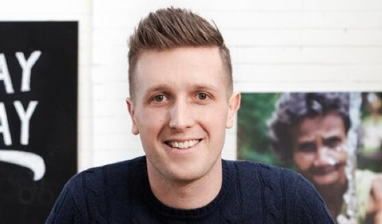 Daniel Flynn, co-founder, managing director of thankyou