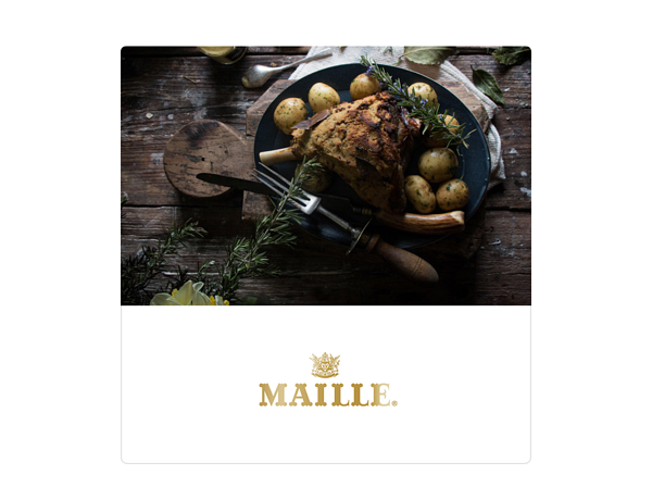 Thanksgiving Maille