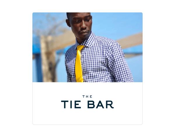 Tie Bar Case Study