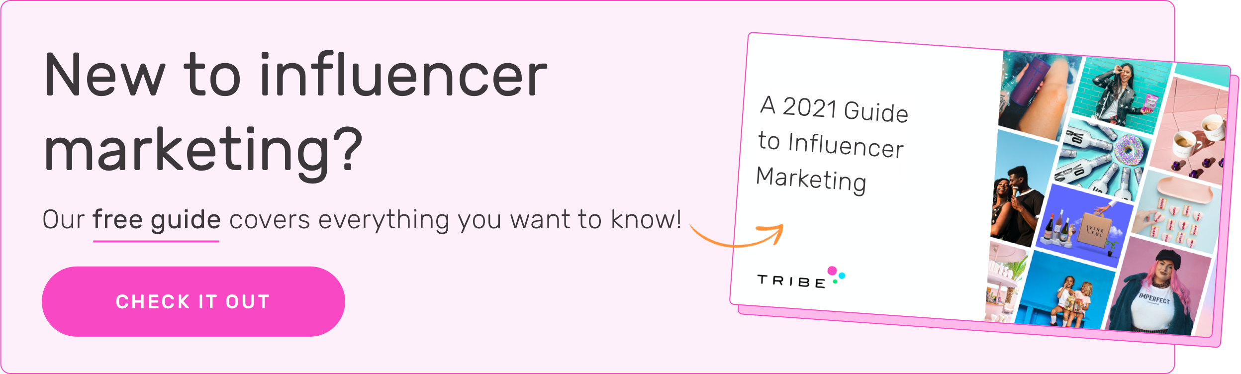 a 2021 guide to influencer marketing