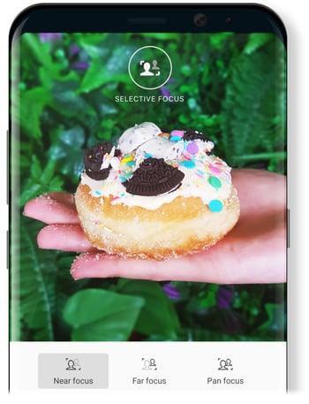 Samsung Selective Focus