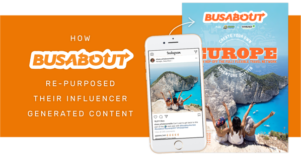 busabout influencer marketing