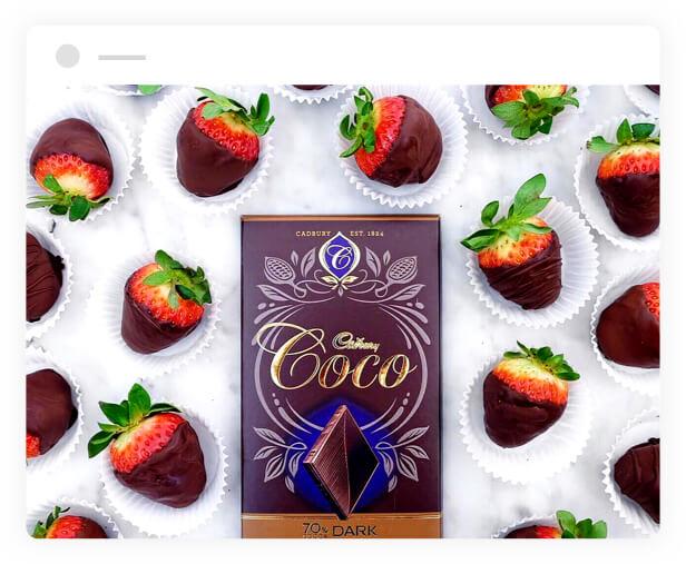 Cadbury Coco Dark Chocolate