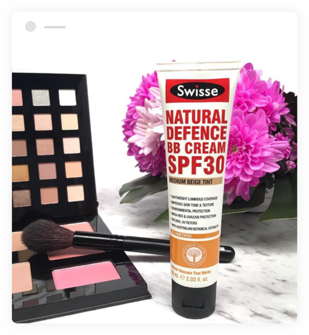 swisse natural defence bb cream spf 30