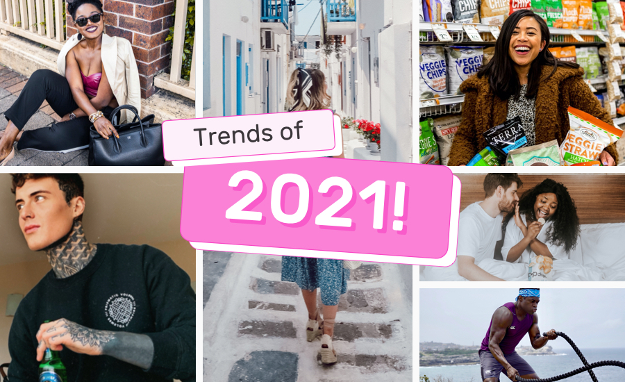 5 Influencer Marketing Trends to Look Out for in 2021