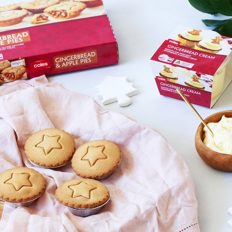 Coles Generated 16k Likes Comments For Their Gingerbread Items