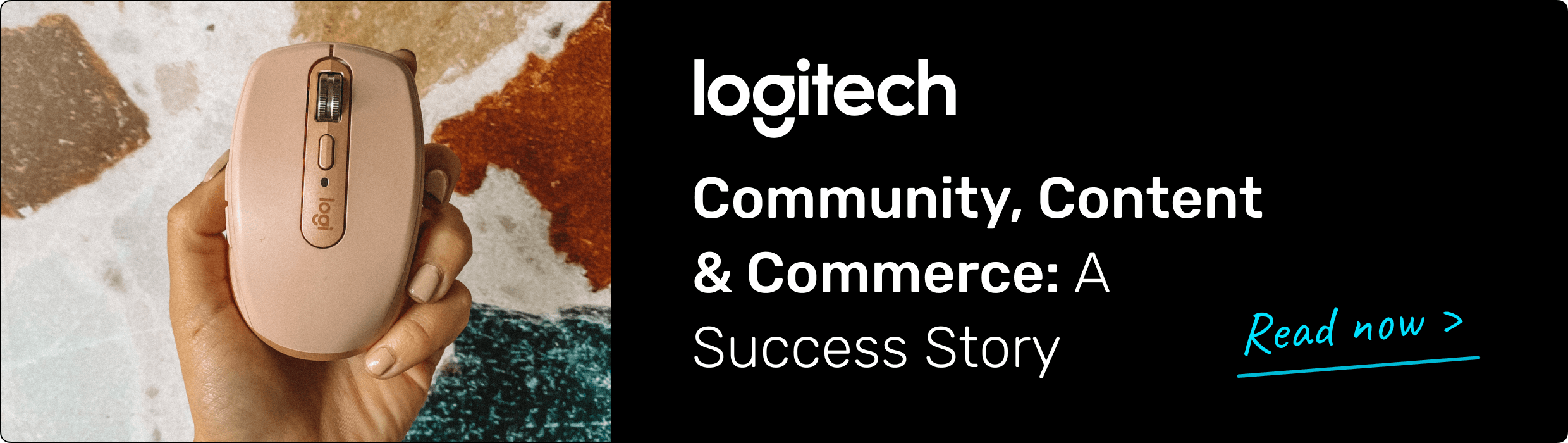 Community, content and commerce