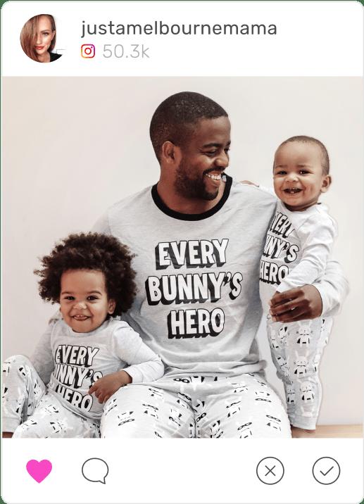 family influencer marketing
